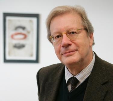 Prof. Dr. Georg Kohler (Quelle uzh.ch)