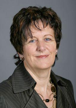 Ida Glanzmann Hunkeler ist Vizepräsidentin der CVP Schweiz und Nationalrätin für den Kanton Luzern