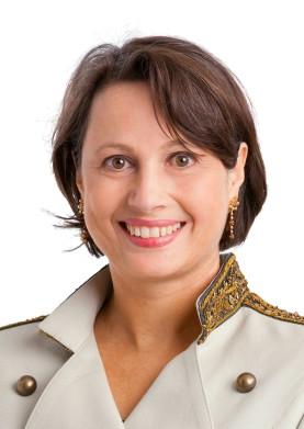 Babette Sigg Frank ist Präsidentin der CVP Frauen