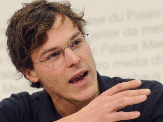 Bastien Girod ist Grüner Nationalrat für den Kanton Zürich (Quelle: Liechtensteiner Vaterland/KEYSTONE)