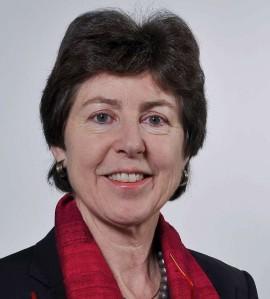 Die Zürcherin Kathy Riklin ist seit 1999 Mitglied des Nationalrats und gehört der CVP an.  Bild: Blick.ch